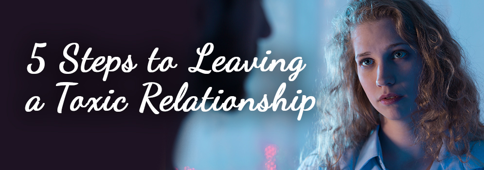 leave Toxic Relationship