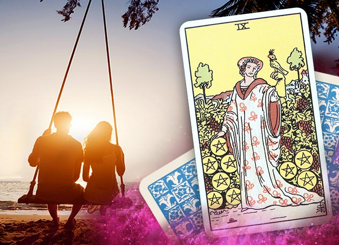 Nine of Pentacles: Upright and Reversed Love Meanings & More