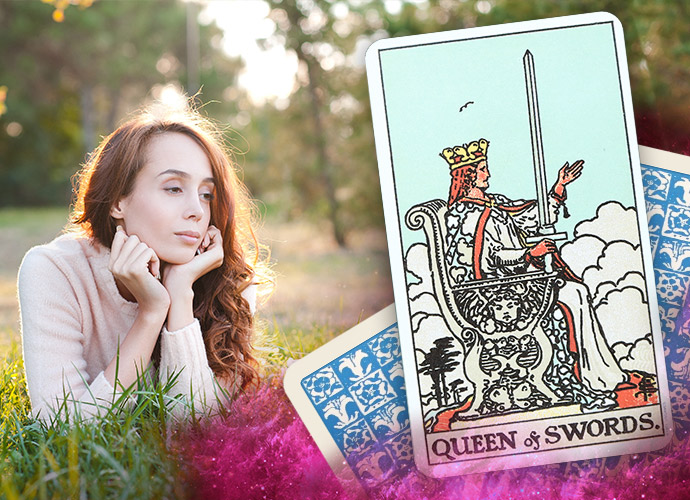 Queen of Swords Card Meaning
