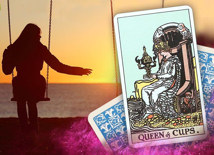 The Queen of Cups Tarot Card Interpretations and Love Life