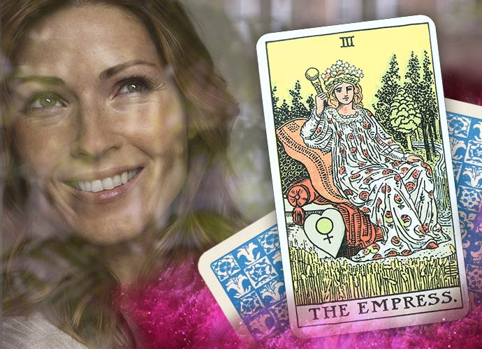 The Empress Tarot Cards meaninng