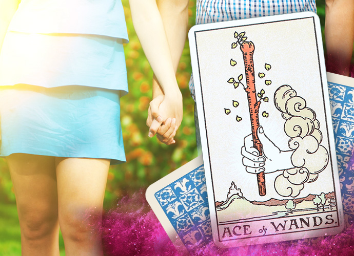 Ace of Wands Tarot Card - Interpretations and Reversed Meanings