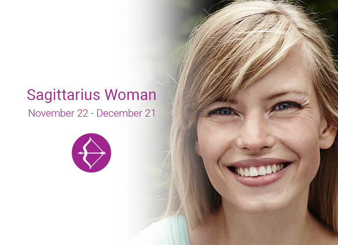 all about sagittarius woman