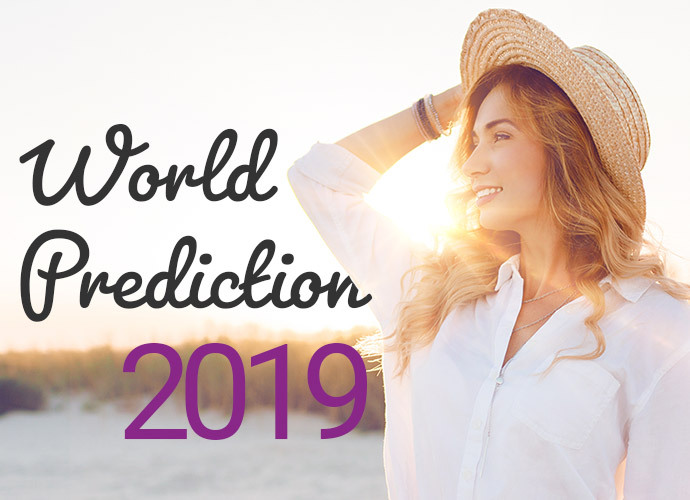 Psychic Prediction for 2019