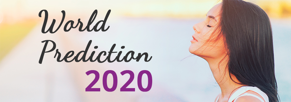 Psychic Prediction for 2020