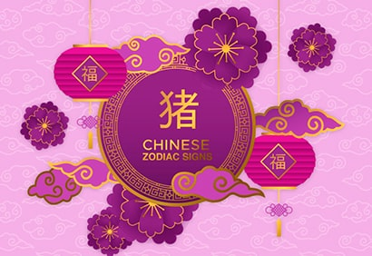 Chinnesse Zodiac Signs Dates and meanings