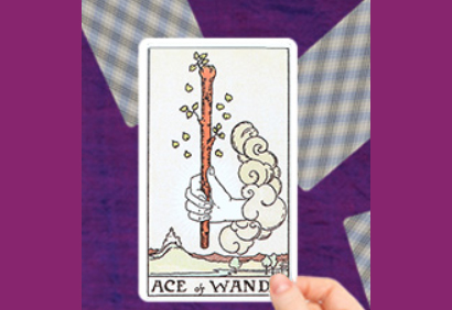 WANDS Card Meanings