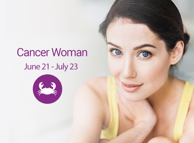 all about Cancer woman
