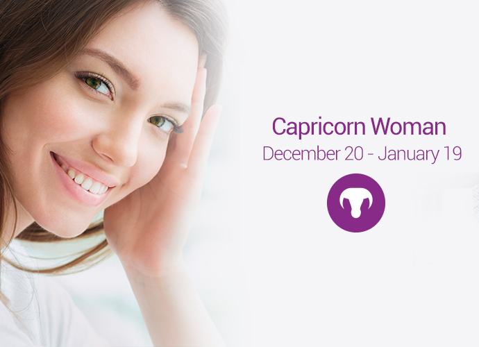 all about capricorn woman