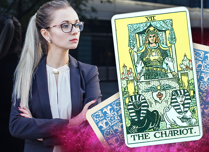 The Chariot Tarot Card, Love & Reversed Meanings