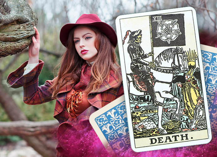death card tarot