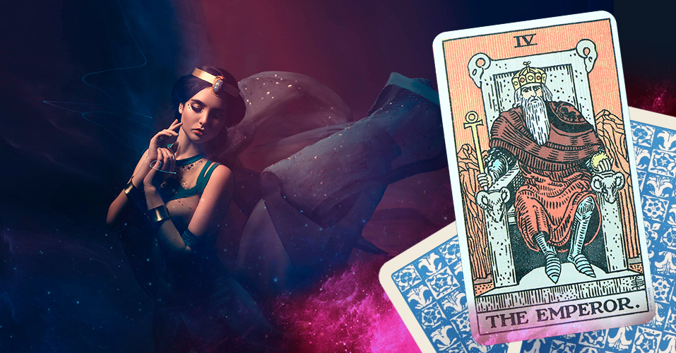The Emperor Tarot Card Detailed Meaning | Kasamba