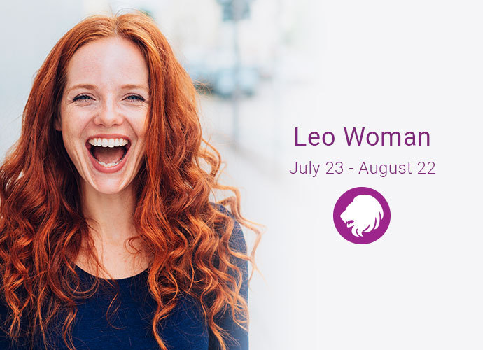 all about Leo woman