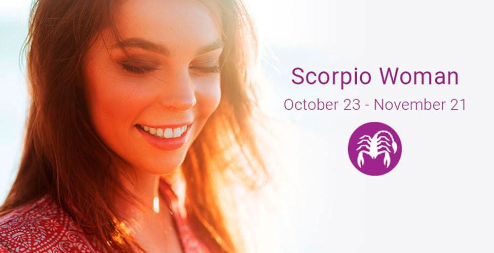 all about scorpio woman