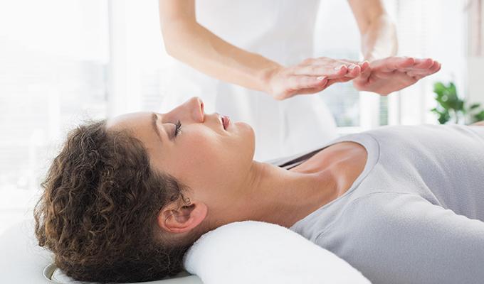 psychic healing powers